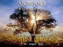 What Is Abundance?