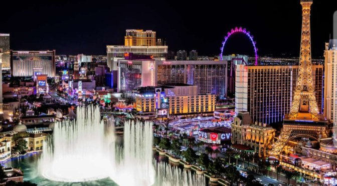 Travel Blog🔹️Las Vegas