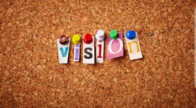 DIY Project🔅2019 Vision Board